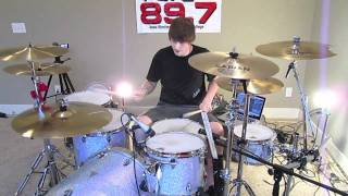 The Flight of Apollo by Angels and Airwaves(DRUM COVER)