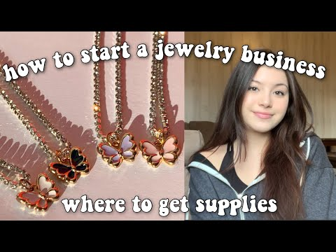 How to Start a Jewelry Business   How I Started My Business
