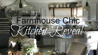 JTMDK S2, EP.8 Final Episode:  My Farmhouse Chic Kitchen REVEAL & Tour