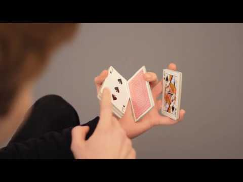Waves Cardistry by Tobias Levin