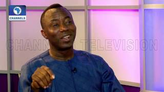 Sowore Explains How He Will Tackle Electricity Problem If Elected President
