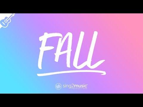 Fall (Acoustic Guitar Karaoke) Justin Bieber