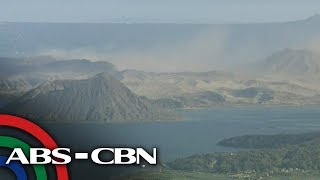 Live shot of the Taal Volcano (22 January 2020) | ABS-CBN News