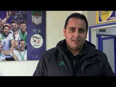 FAF TV : reportage sur l'académie de Khemis Miliana