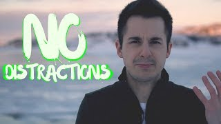 How To Stop Getting Distracted | Eliminate Distraction