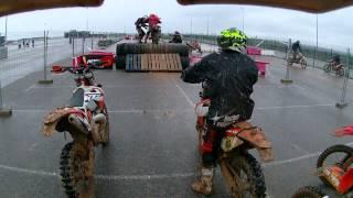 X-race 2015 alcañiz  (zona de los bidones)