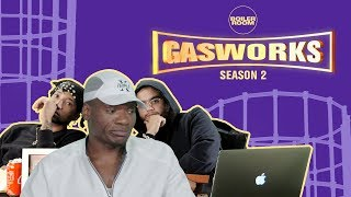African Child talks rapper beef, Vic Santoro situation & becoming the next prime minister   GASWORKS