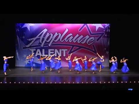 Best Lyrical/Modern/Contemporary Performance - Grand Rapids, MI 2014
