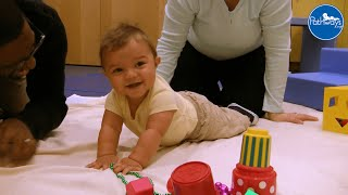 Parents' Guide to Tummy Time