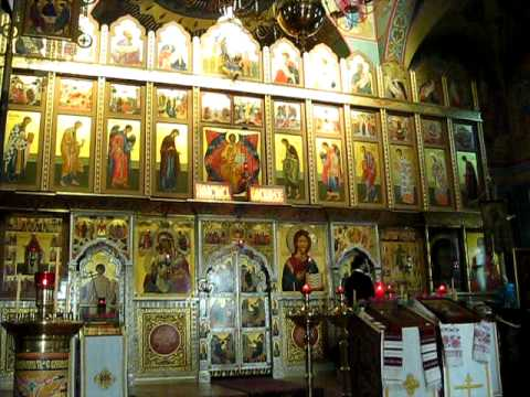 Choir of St John the Baptist Cathedral sings Psalm 34 | Orthodox in
