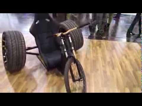 Dreirad für große Jungs 2013