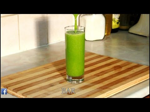 Video The Best Healthy Drink in The World Broccoli Drink Recipes !!