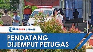 Dari Jakarta, Pria di Belitung Dijemput Petugas di Hotel, Tolak Rapid Test dan Copot Gelang Oranye