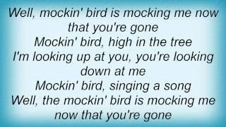 Tindersticks - Mockin' Bird Lyrics