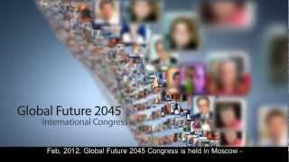 """Видеопрезентация идей движения """"Россия 2045"""""""