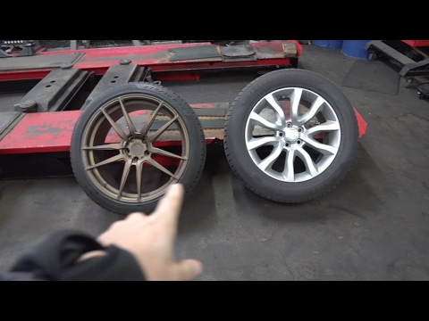 Range Rover Got New Wheels!