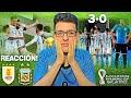 ARGENTINA vs URUGUAY   Reacción de hincha Uruguayo   ELIMINATORIAS QATAR 2022