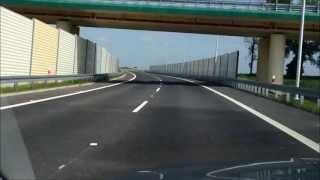 preview picture of video 'Bei Zittau: Grenzübergang Kopaczow (Oberullersdorf) und Oldrichov border crossing'