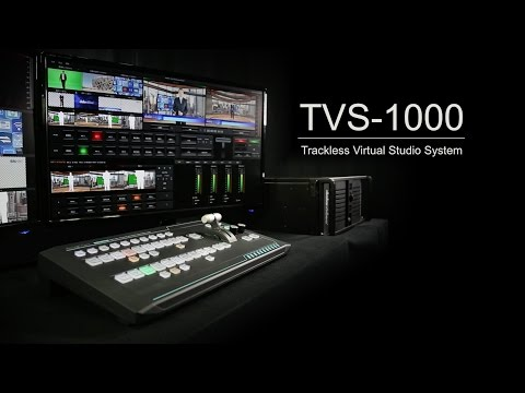 Datavideo TVS-1000 Trackless Virtual Studio