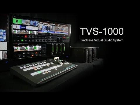 Datavideo TVS-1000 Trackless Virtual Studio