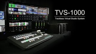 TVS-1000 Trackless Virtual Studio