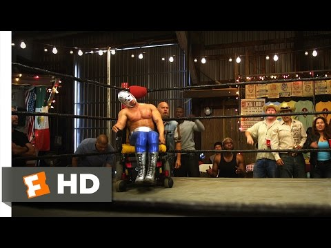 Date And Switch (2014) - The Stephen Hawking Of Luchadores Scene (5/10) | Movieclips Mp3