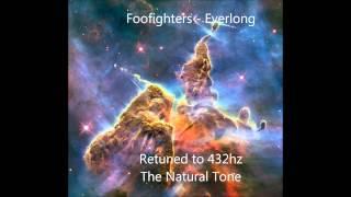Foofighters - Everlong 432 hz