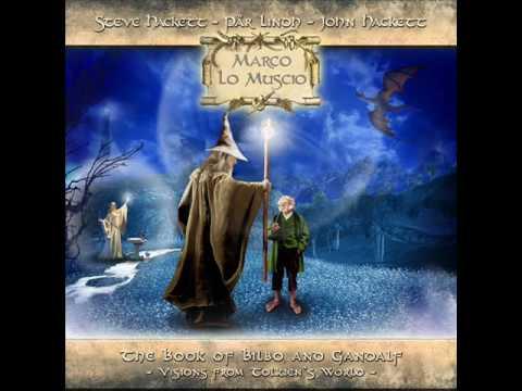 """""""The Book of Bilbo and Gandalf"""": Steve Hackett , John Hackett , Pär Lindh & Marco Lo Muscio"""