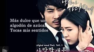 [SUB ESPAÑOL] Baek Ah Yeon - Introduction to love -{When a man loves OST - Part 1}-❤