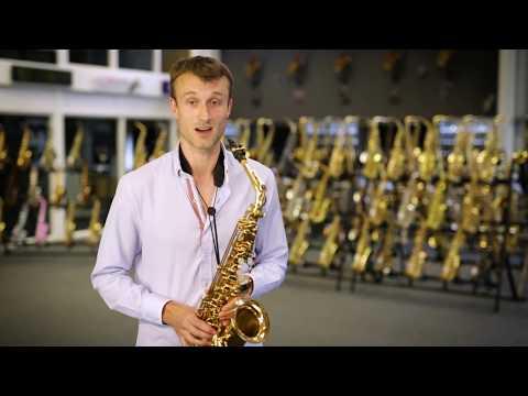 Antigua Pro One Alto Saxophone