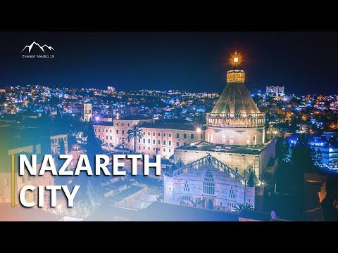 הסרטון הזה יציג בפניכם את נפלאות העיר נצרת