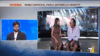 Roma capoccia, parla Antonello Venditti