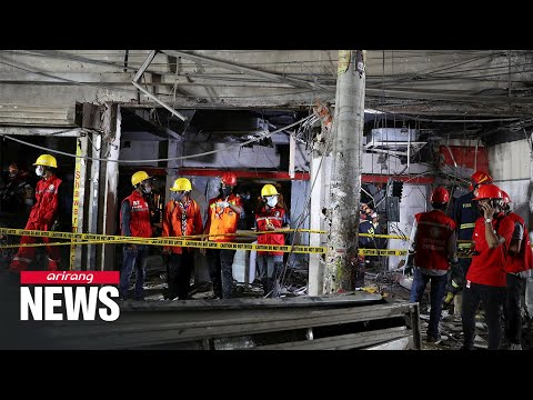 At least seven dead, over 50 injured in explosion in Bangladeshi capital Dhaka
