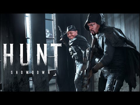 They Added A NEW Monster For Us To Hunt!! (Hunt Showdown)