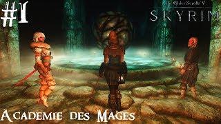 History of Skyrim: Special Edition - Académie des Mages #1 - Premières Leçons / Sous Saarthal