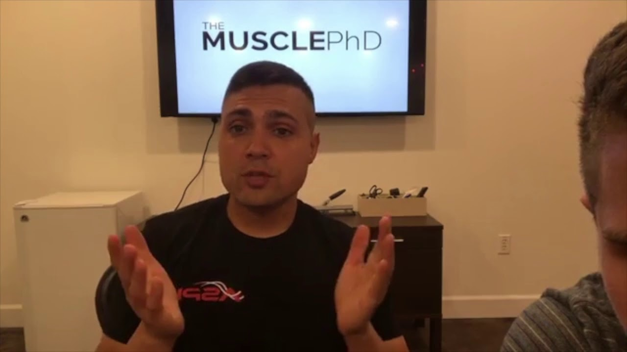 The Muscle PhD Academy Live #058: Training Frequency