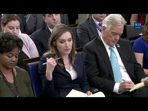 5/10/17: White House Press Briefing