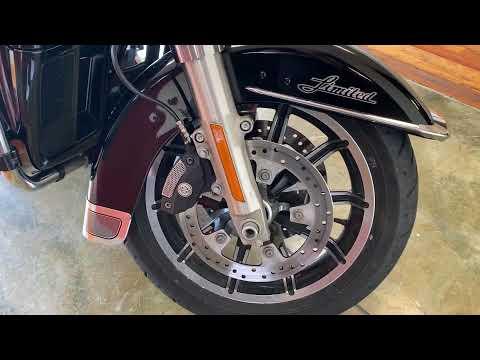 2015 Harley-Davidson Ultra Limited Low