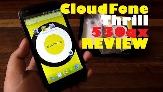 "CloudFone Thrill 530qx Review - 5.3"" Quad-Core Phablet With Whopping 4,500mAh Battery For PHP 9,999"