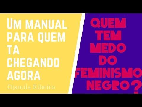 QUEM TEM MEDO DO FEMINISMO NEGRO? -  RESENHA