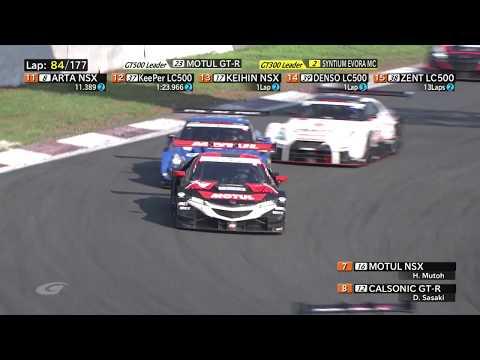 スーパーGT第5戦富士500マイルレース レース実況動画 PART11