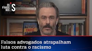 Fiuza: Brasil não é um país racista, mas há racismo no Brasil