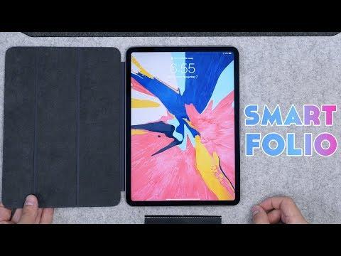iPad Pro Smart Folio Unboxing & Review! Worth it?