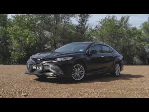 Toyota Camry: poised and powerful mid-sized sedan
