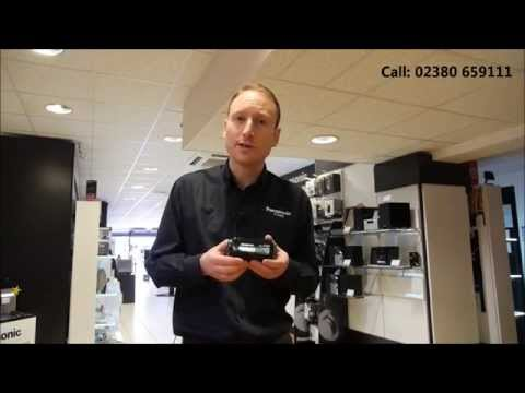 Panasonic HC-V250 Camcorder Overview