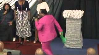 Bishop Nxumalo at ACC