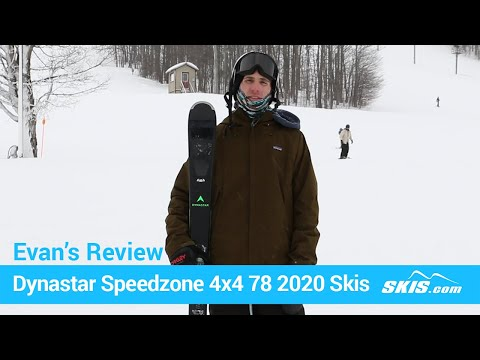 Video: Dynastar Speedzone 4X4 78 Skis 2020 6 40