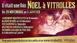Campagne d'affichage Vitrolles - Festivités.