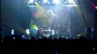 50 Cent en Panamá - She Wants It (Ayo Technology)