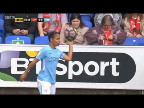 FA WSL Spring Series 2017 - Liverpool Ladies V Manchester City Women